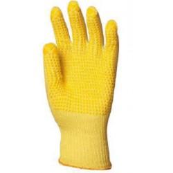 Lot de 10 paires de gants tricotés Kevlar©